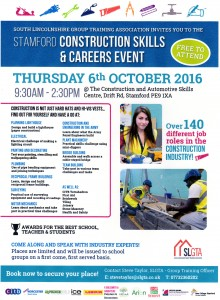 Stamford Event 6th Oct 2016