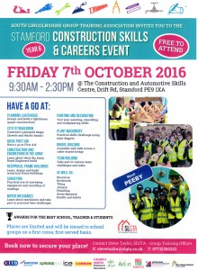 Stamford Event 7th Oct 2016